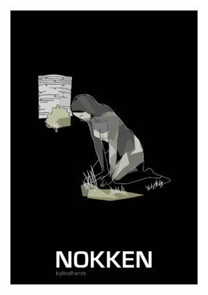 ♥ Nokken plakat