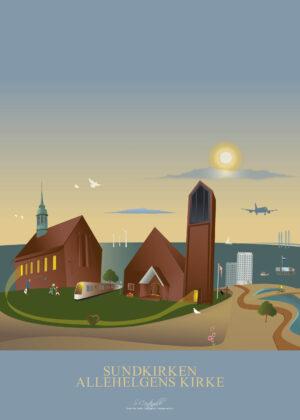 Sundkirken & Allehelgens kirke